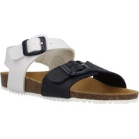 Schuhe Jungen Sandalen / Sandaletten Garvalin 202473 Blau