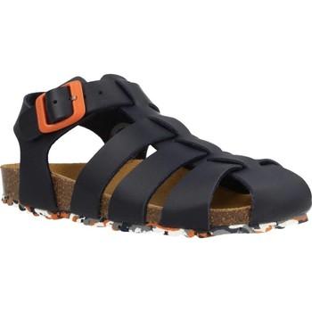Schuhe Jungen Sandalen / Sandaletten Garvalin 202474 Blau