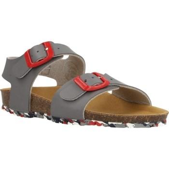 Schuhe Jungen Sandalen / Sandaletten Garvalin 202475 Grau