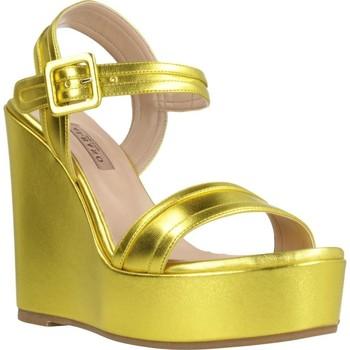 Schuhe Damen Sandalen / Sandaletten Albano 4136AL Gold