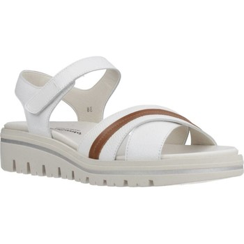 Schuhe Damen Sandalen / Sandaletten Piesanto 200777 Weiß