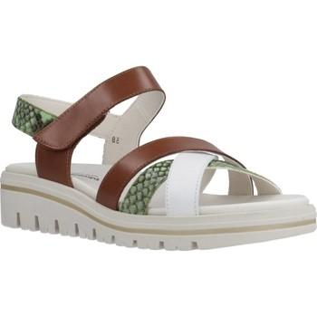 Schuhe Damen Sandalen / Sandaletten Piesanto 200784 08 Brown