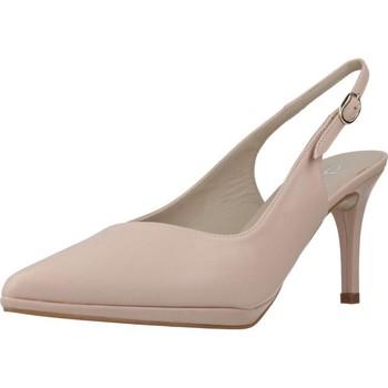 Schuhe Damen Pumps Argenta 5523 3 Beige