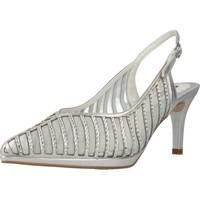 Schuhe Damen Pumps Argenta 33016A Silber