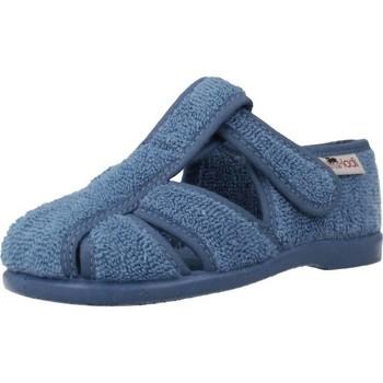 Schuhe Jungen Hausschuhe Vulladi 5170 052 Blau