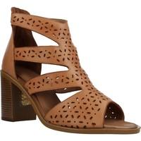 Schuhe Damen Sandalen / Sandaletten Carmela 67133C Brown