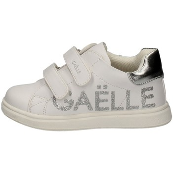 Schuhe Kinder Sneaker Low GaËlle Paris G-280 WEISS