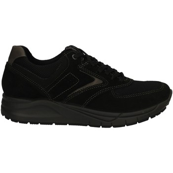 Schuhe Herren Sneaker Low Imac 503010 BLACK
