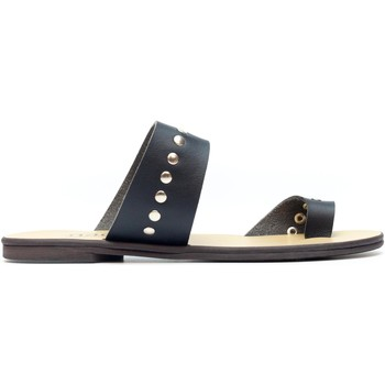Schuhe Damen Sandalen / Sandaletten Nae Vegan Shoes Kyra Schwarz