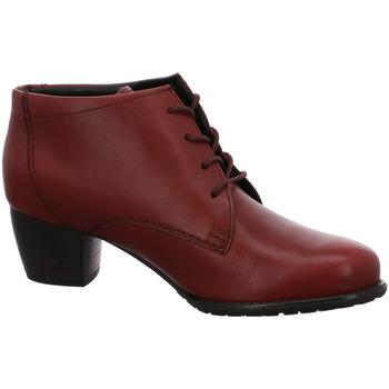 Ara Stiefeletten 12-46956-51 rot - Schuhe Ankle Boots Damen 9995