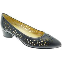 Schuhe Damen Pumps Donna Soft DOSODS0707bl blu