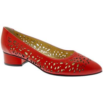 Schuhe Damen Pumps Donna Soft DOSODS0707ro rosso