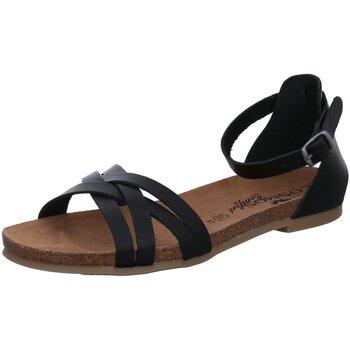 Schuhe Damen Sandalen / Sandaletten Cosmos Comfort Sandaletten 6106804 9 schwarz