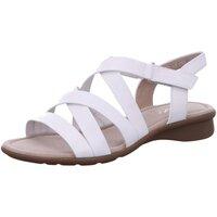 Schuhe Damen Sandalen / Sandaletten Diverse Sandaletten weiß