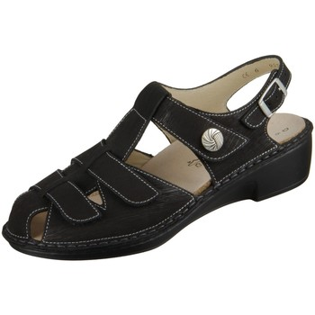 Schuhe Damen Sandalen / Sandaletten Finn Comfort Sandaletten Fogo 02691-589099 Waving 02691-589099 schwarz