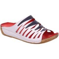 Schuhe Damen Pantoffel Gemini Pantoletten 032320-02/185 blau