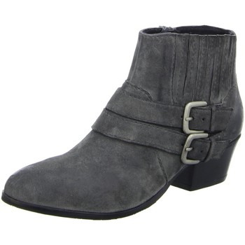 Schuhe Damen Low Boots Spm Shoes & Boots Stiefeletten KA14314162-3 schwarz