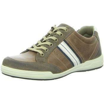 Schuhe Herren Sneaker Low Imac Schnuerschuhe 70920-2428/9 braun