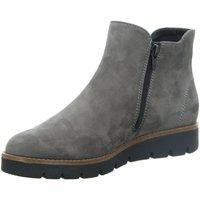 Schuhe Damen Boots Longo Stiefeletten Booty 1013206/2 grau