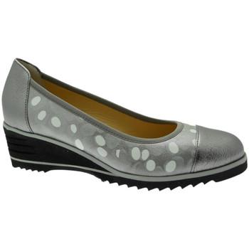 Schuhe Damen Ballerinas Donna Soft DOSODS0766gr grigio