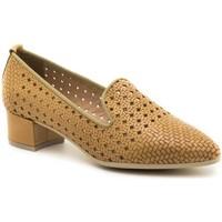Schuhe Damen Pumps Moda Bella  Beige