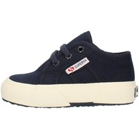 Schuhe Kinder Sneaker Low Superga 2750S0005P0933 Blau