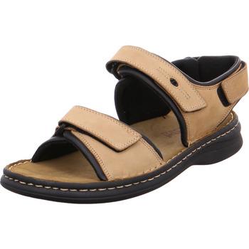 Schuhe Herren Sandalen / Sandaletten Seibel - 1010411/121/121 121stone/schwarz