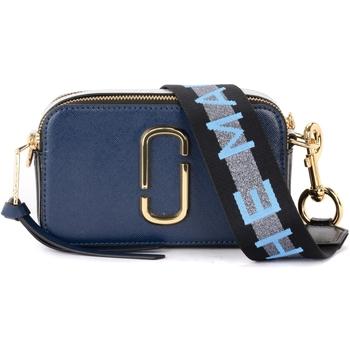 Taschen Damen Umhängetaschen Marc Jacobs Borsa a tracolla The  Snapshot Small Camera Bag Blue