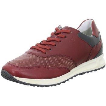 Schuhe Herren Sneaker Low Josef Seibel Schnuerschuhe 41410448/401 rot