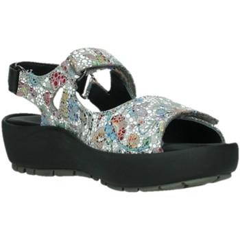 Schuhe Damen Sandalen / Sandaletten Wolky Sandaletten SANDALETTE 0332542 150 bunt