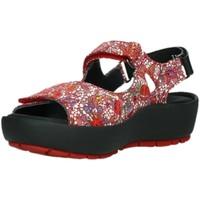 Schuhe Damen Sandalen / Sandaletten Wolky Sandaletten 03325-42-500 rot