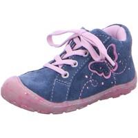 Schuhe Mädchen Babyschuhe Lurchi By Salamander Maedchen Girly 33-14461-22 22 blau