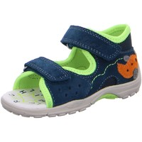 Schuhe Jungen Babyschuhe Lurchi By Salamander Sandalen Minilette 33-16050-29 blau