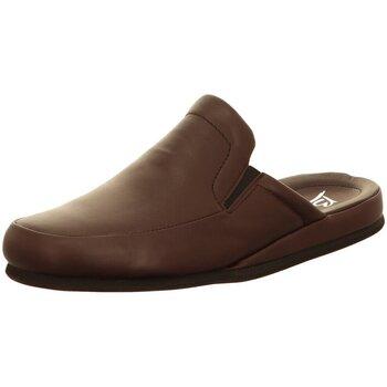 Schuhe Herren Pantoletten / Clogs Beck Offene Joseph braun