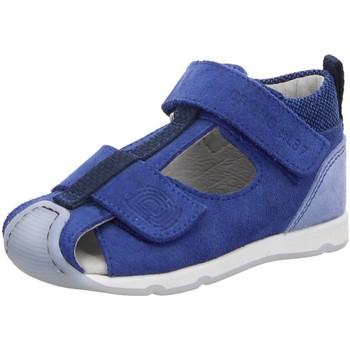 Schuhe Jungen Babyschuhe Däumling Sandalen Ulli 051071-S-43 blau