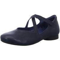 Schuhe Damen Ballerinas Think GUAD 86845-87 blau