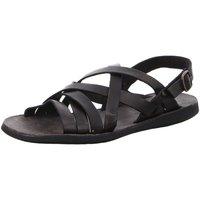 Schuhe Damen Sandalen / Sandaletten Brador Sandaletten D allg dunkel 34506 T.Moro braun