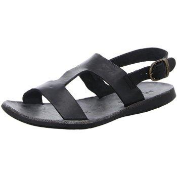 Schuhe Damen Sandalen / Sandaletten Brador Sandaletten D allg 34769 Nero schwarz