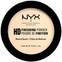 Beauty Damen Blush & Puder Nyx Hd Finishing Powder Mineral Based banana 8 Gr