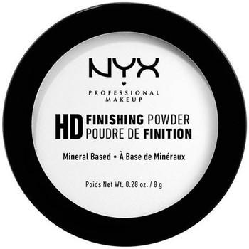 Beauty Damen Blush & Puder Nyx Professional Make Up Hd Finishing Powder Mineral Based translucent 8 Gr