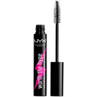Beauty Damen Mascara  & Wimperntusche Nyx Professional Make Up Worth The Hype Volume&lengthening Mascara black