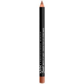 Beauty Damen Lipliner Nyx Suede Matte Lip Liner soft-spoken 1 g