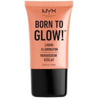Beauty Damen Highlighter  Nyx Born To Glow! Liquid Illuminator gleam  18 ml