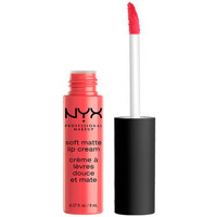 Beauty Damen Lippenstift Nyx Soft Matte Lip Cream sao Paulo  8 ml