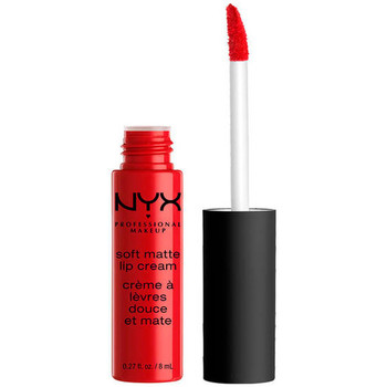 Beauty Damen Lippenstift Nyx Soft Matte Lip Cream amsterdam  8 ml