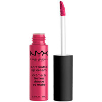Beauty Damen Lippenstift Nyx Soft Matte Lip Cream prague  8 ml
