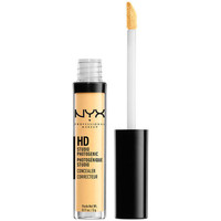 Beauty Damen Concealer & Abdeckstift  Nyx Hd Studio Photogenic Concealer yellow 3 Gr 3 g