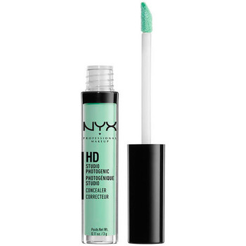 Beauty Damen Concealer & Abdeckstift  Nyx Hd Studio Photogenic Concealer green 3 Gr 3 g