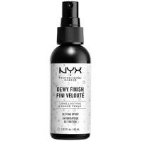 Beauty Damen Blush & Puder Nyx Professional Make Up Dewy Finish Setting Spray