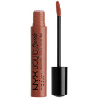 Beauty Damen Lippenstift Nyx Liquid Suede Cream Lipstick sandstorm  4 ml